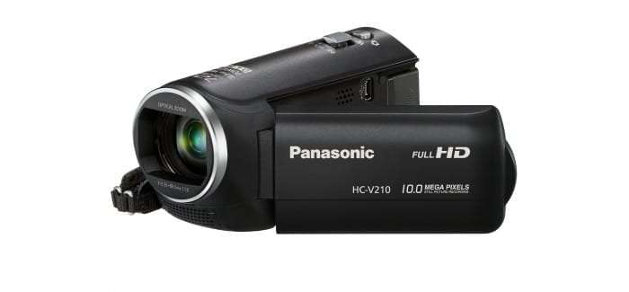 Panasonic Expands its Award Winning Portfolio of HD Camcorders – V720, V520, V210