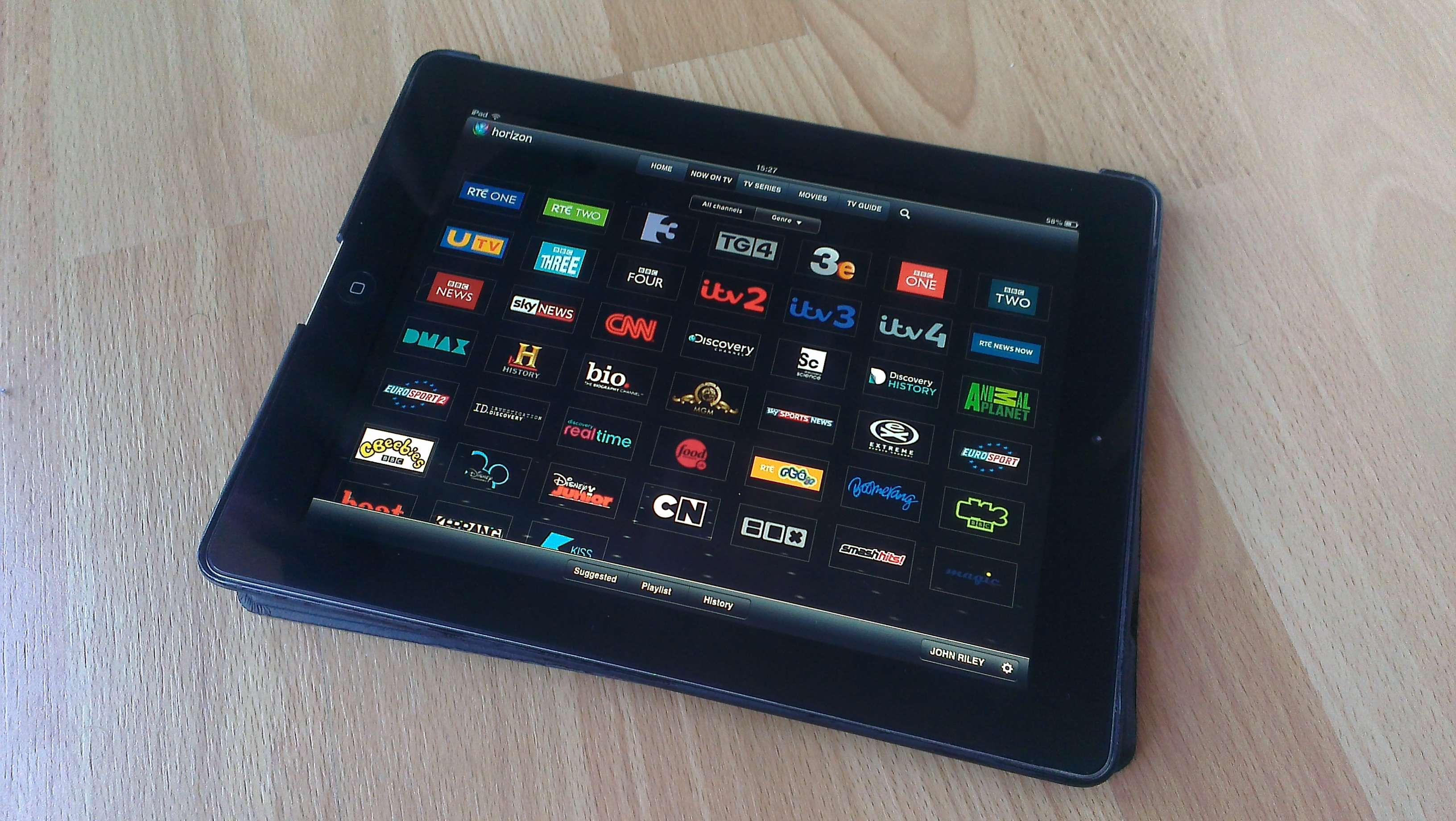 Upc launch horizon tv app horizon tv online service - Can you watch sky box office on sky go ...