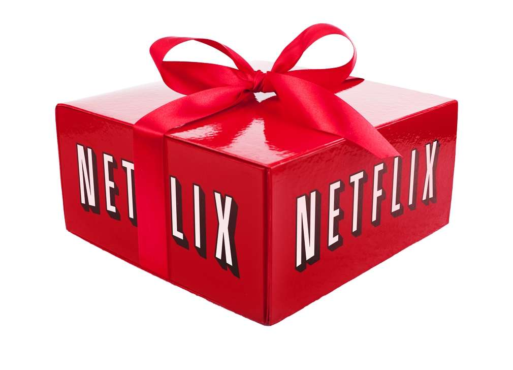 Win a years Netflix Subscription!