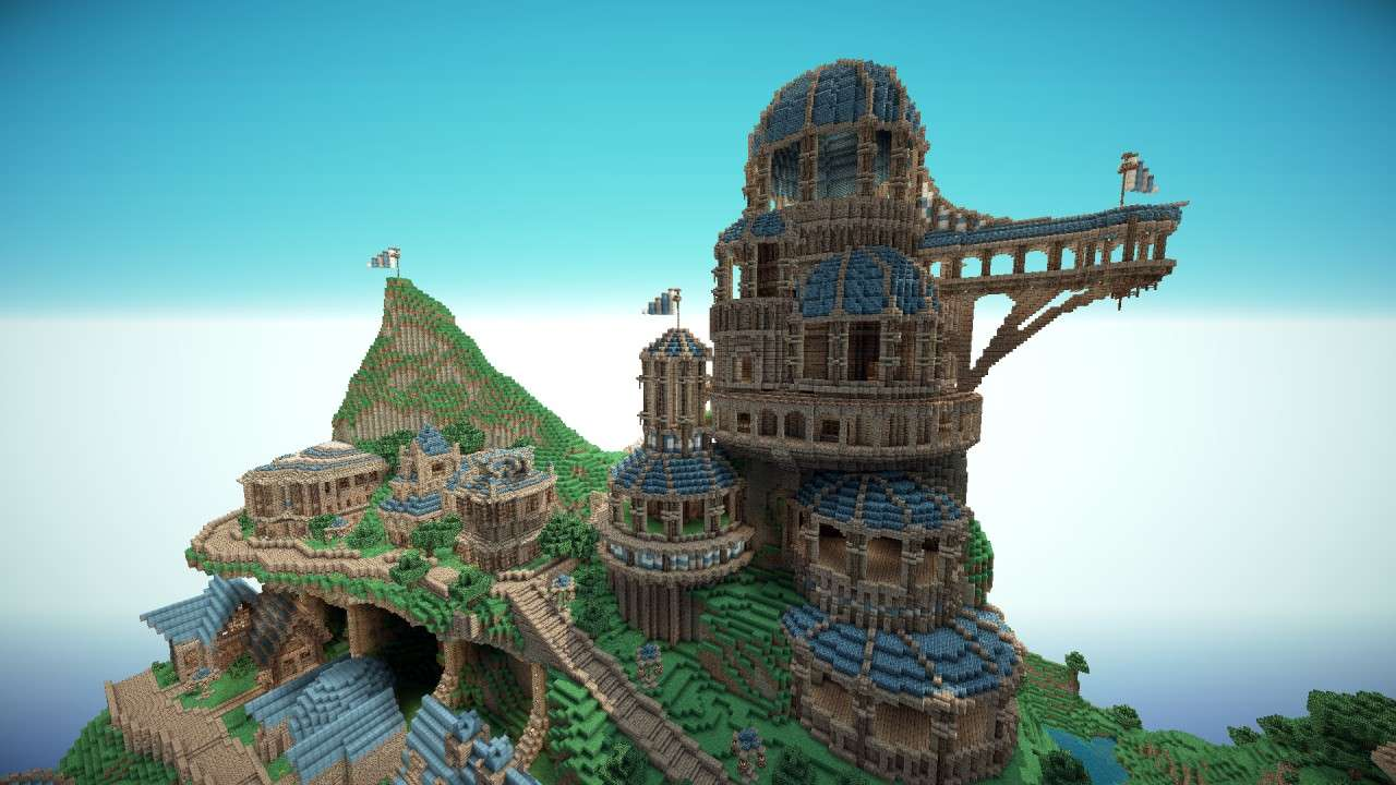 Minecraft Xbox One Edition Being Built This AugustTheEffect.net