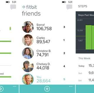 Official Fitbit app now available for Windows Phone 8.1