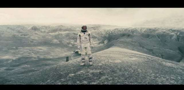 This new Interstellar trailer is stunning