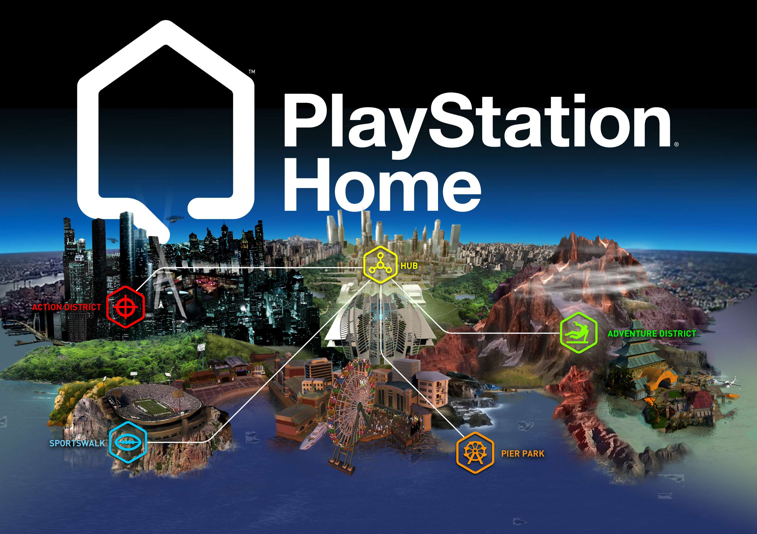 Man, I miss Playstation Home |...