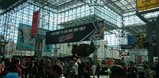 Top Five Moments of NYCC 2014