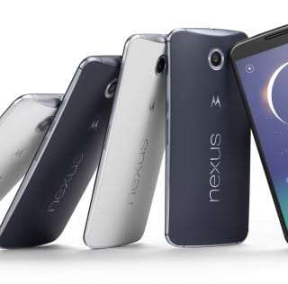 Motorola & Google Announce The Nexus 6 With Android Lollipop