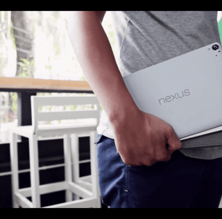 WATCH: The HTC Nexus 9 in its first leaked hands-on video