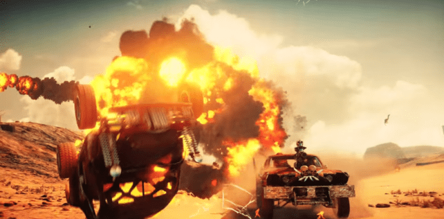 WATCH: New 'Mad Max – Savage Road' Story Trailer