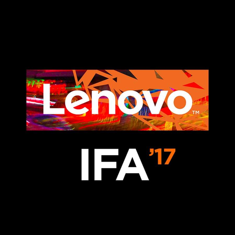 lenovo new products at ifa 2017. Black Bedroom Furniture Sets. Home Design Ideas